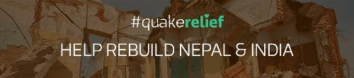 donate nepal via flipkart