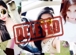 Dhinchak Pooja Deleted Videos Copyright