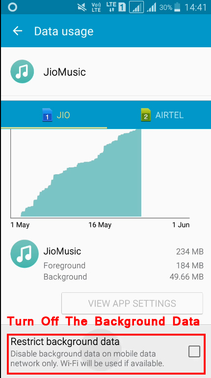 How To Stop Jio Notifications