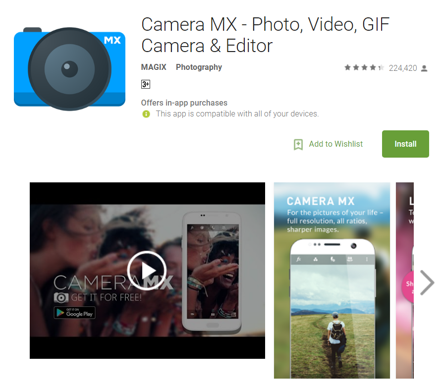 Good Photo Editor For Android Mobile