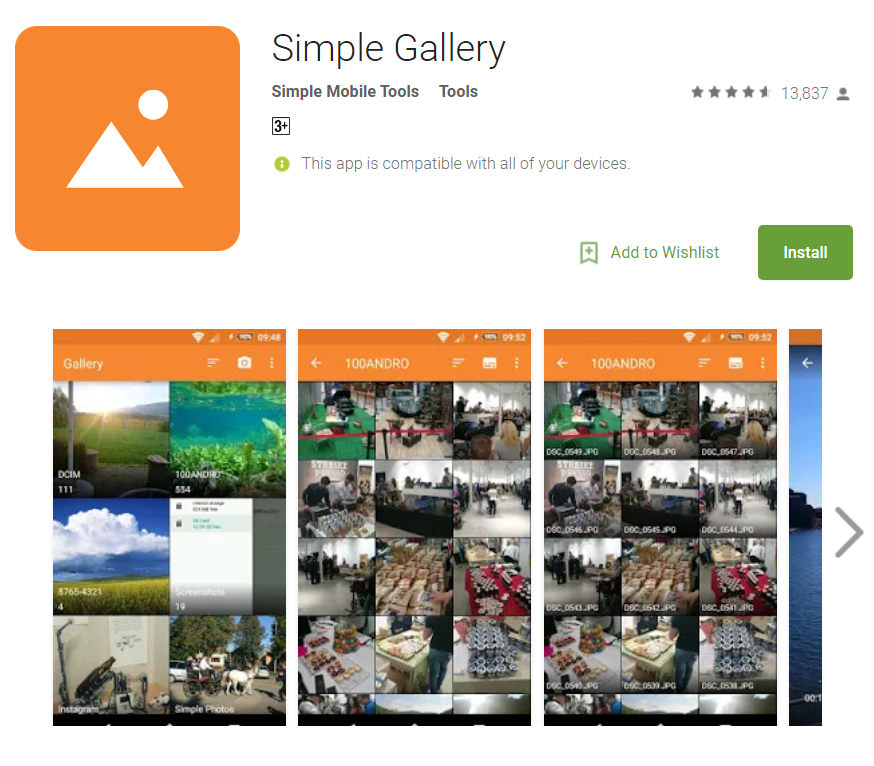 Best Photo Album Organizer App For Android